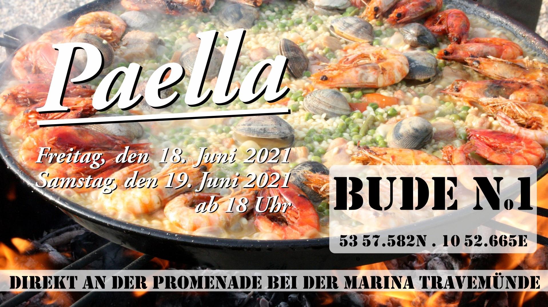 Paella an der Bude No 1