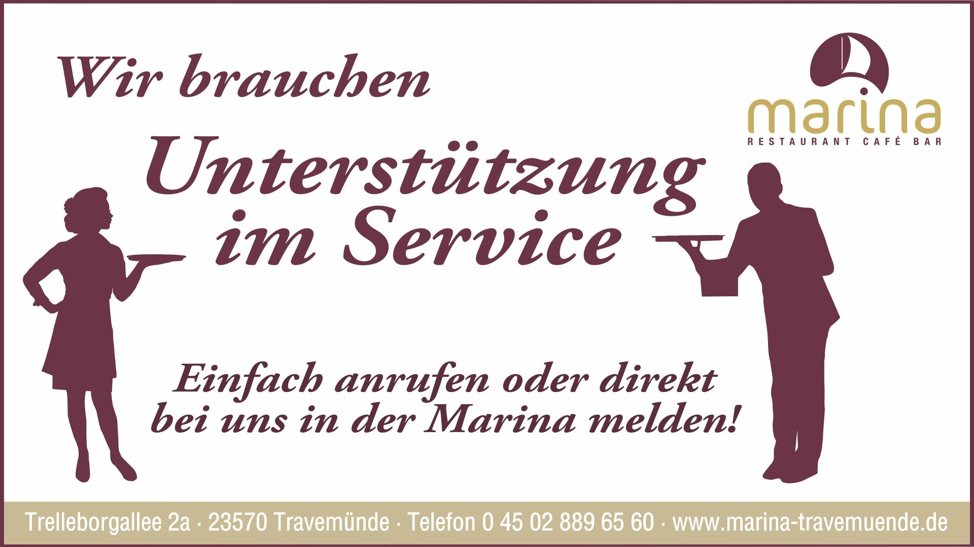 Wir suchen Unterstützung im Servicebereich!